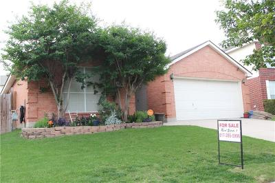 Fort Worth Single Family Home For Sale: 5444 Kingsknowe Parkway