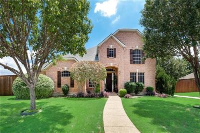 Plano Single Family Home For Sale: 8724 Country Glen Crossing