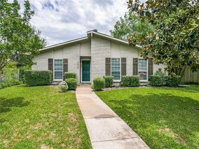 Plano Single Family Home For Sale: 6640 Osage Trail