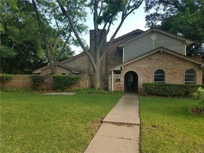 Arlington Single Family Home For Sale: 1804 Tennyson Drive