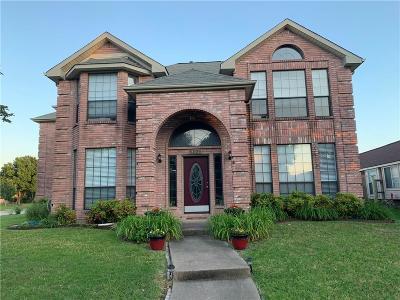 Rowlett Single Family Home For Sale: 6306 Homewood Avenue