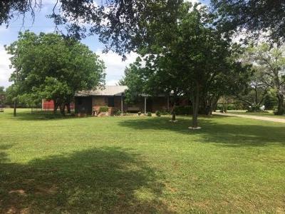 Millsap Farm & Ranch For Sale: 1151 Wilson Bend Road
