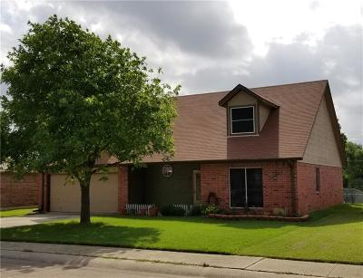 Forney Single Family Home Active Contingent: 619 Azalea Drive