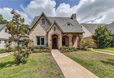 Dallas County, Denton County, Collin County, Cooke County, Grayson County, Jack County, Johnson County, Palo Pinto County, Parker County, Tarrant County, Wise County Single Family Home For Sale: 5543 Ridgedale Avenue