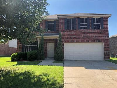Seagoville Single Family Home Active Option Contract: 2911 Briarbrook Drive