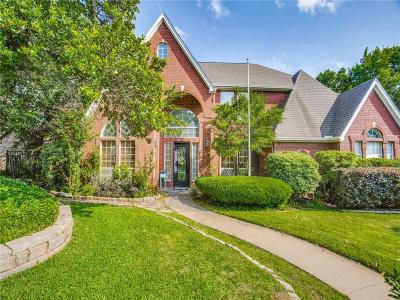 Burleson Single Family Home For Sale: 323 Brushy Mound Road SW
