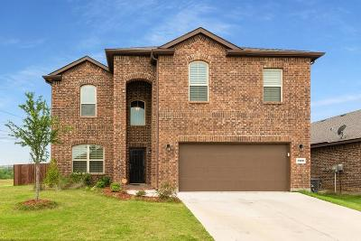 Dallas County, Denton County, Collin County, Cooke County, Grayson County, Jack County, Johnson County, Palo Pinto County, Parker County, Tarrant County, Wise County Single Family Home For Sale: 3920 Tule Ranch Road