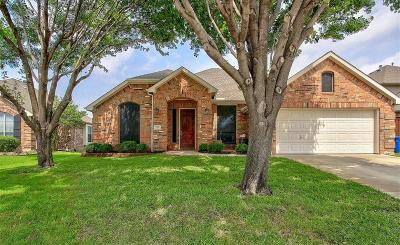 Dallas County, Denton County, Collin County, Cooke County, Grayson County, Jack County, Johnson County, Palo Pinto County, Parker County, Tarrant County, Wise County Single Family Home For Sale: 2516 Calstone Drive