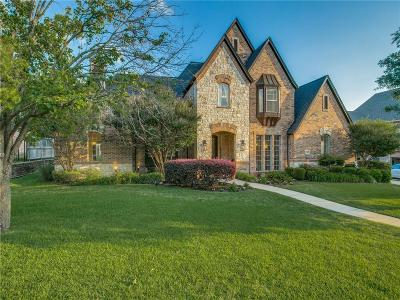 Colleyville Single Family Home For Sale: 309 Oaklawn Drive