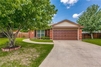 Wylie Single Family Home For Sale: 609 Haymeadow Drive