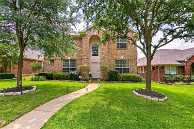 Frisco Single Family Home For Sale: 11463 Blanchard Drive