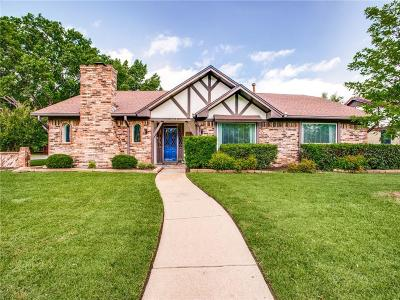 Dallas County, Denton County, Collin County, Cooke County, Grayson County, Jack County, Johnson County, Palo Pinto County, Parker County, Tarrant County, Wise County Single Family Home For Sale: 1613 Westridge Drive