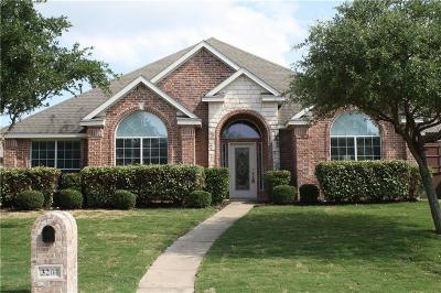 Mansfield Single Family Home For Sale: 3204 Vista Lake Circle