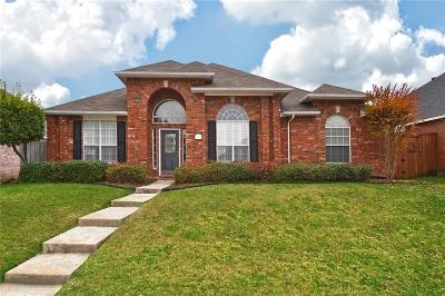 Frisco Single Family Home For Sale: 11213 Williamsburg Lane
