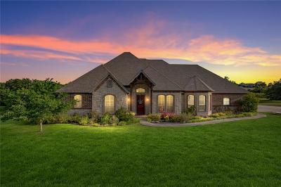 Weatherford Single Family Home For Sale: 210 Trail Ridge