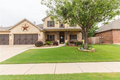 Benbrook, Fort Worth, White Settlement Single Family Home For Sale: 1333 Sand Verbena Way