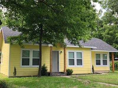 Emory Single Family Home For Sale: 249 N Ravine Street