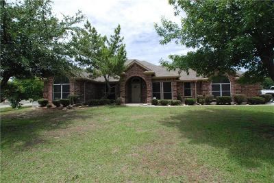 Willow Park Single Family Home Active Option Contract: 1101 Stage Coach Trail E