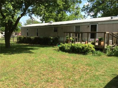 Mineral Wells Single Family Home Active Option Contract: 276 Cass Holland Road