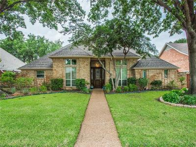 Single Family Home For Sale: 5813 Steeplechase Drive