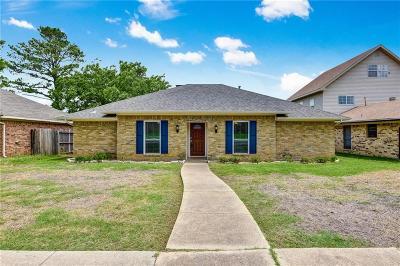 Carrollton Single Family Home For Sale: 1040 Cherrywood Lane
