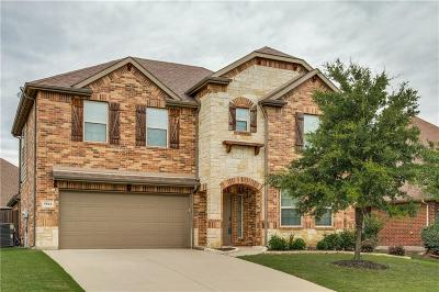 Dallas County, Denton County, Collin County, Cooke County, Grayson County, Jack County, Johnson County, Palo Pinto County, Parker County, Tarrant County, Wise County Single Family Home For Sale: 5844 Sunny Meadow Lane