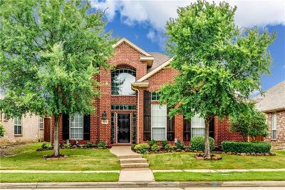 Frisco Single Family Home Active Option Contract: 3636 Jefferson Drive