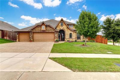 Prosper Single Family Home For Sale: 1451 Cedar Hollow
