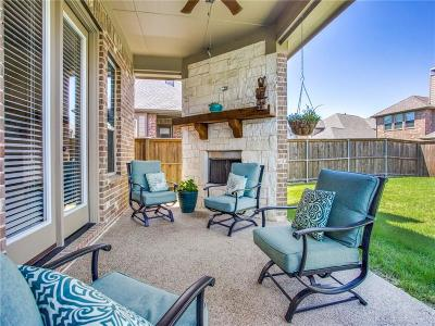 Celina Single Family Home For Sale: 1629 Post Oak Way