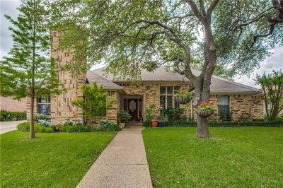 Dallas Single Family Home For Sale: 4408 Country Brook Drive