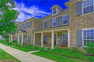 North Richland Hills Townhouse Active Option Contract: 8777 Bridge Street