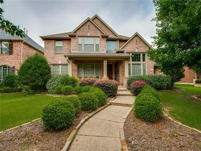 Lewisville Single Family Home For Sale: 828 Oxford Court