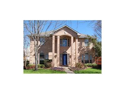 Plano Residential Lease For Lease: 6748 Macintosh Drive