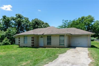 Tyler Single Family Home For Sale: 2399 Fm 724