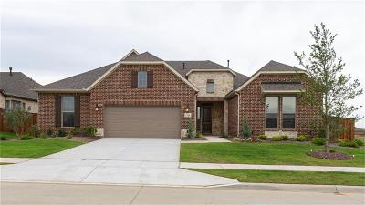 Haslet Single Family Home For Sale: 1228 Marigold Lane