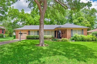 Garland Single Family Home For Sale: 1717 Oldgate Lane