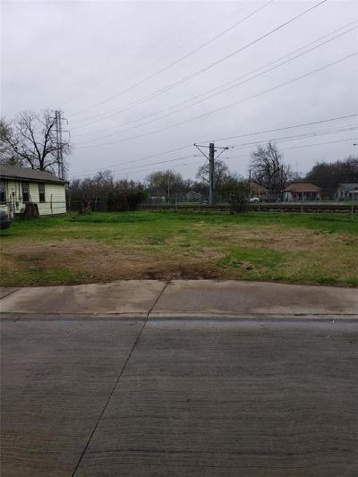 Dallas Residential Lots & Land For Sale: 3623 Reed