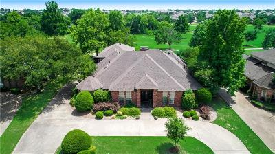 Rockwall Single Family Home Active Option Contract: 1465 Plummer Drive