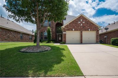 Dallas County, Denton County, Collin County, Cooke County, Grayson County, Jack County, Johnson County, Palo Pinto County, Parker County, Tarrant County, Wise County Single Family Home For Sale: 10202 Links Fairway Drive
