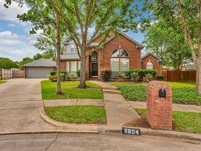 North Richland Hills Single Family Home For Sale: 8804 Stonewall Court