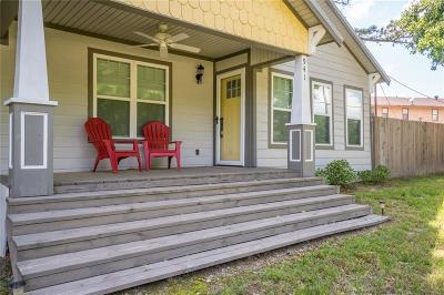 Emory Single Family Home For Sale: 941 Quitman