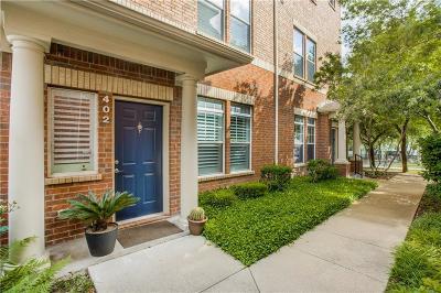 Dallas Condo For Sale: 4904 Live Oak Street #402