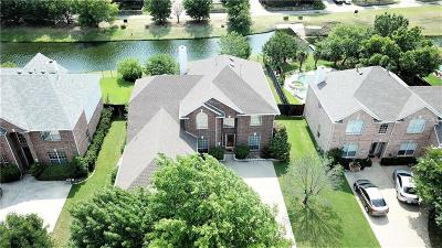 Keller Single Family Home Active Contingent: 1517 Briar Meadow Drive