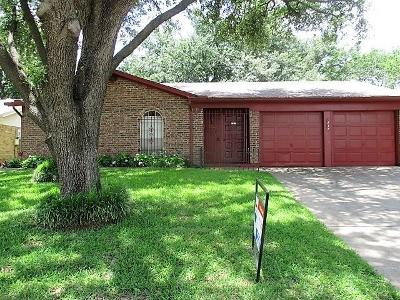 Irving Single Family Home For Sale: 2717 Lake Gardens Drive