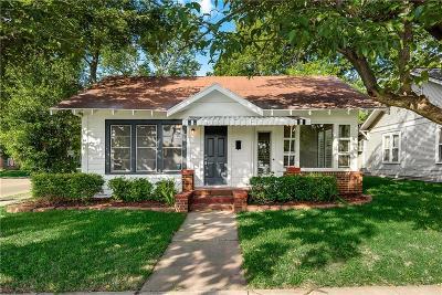 Red Oak, Ovilla, Oak Leaf, Glenn Heights, Waxahachie, Midlothian, Ennis, Ferris Single Family Home For Sale: 910 N Preston Street
