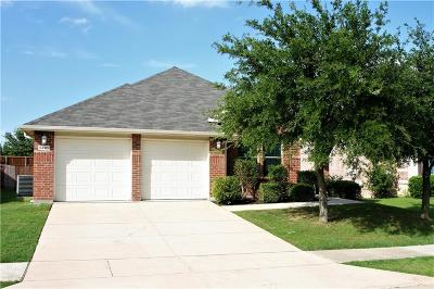 Prosper Single Family Home Active Contingent: 5490 Manitou Drive