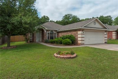 Weatherford Single Family Home For Sale: 521 Sweetwater Drive