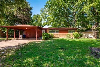 Dallas Single Family Home For Sale: 2323 Millermore Street