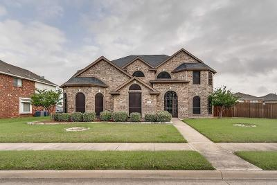 Desoto Single Family Home For Sale: 217 Brentwood Drive