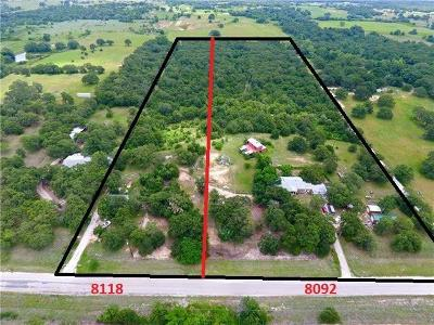 Poolville Single Family Home For Sale: 8092 Old Agnes Road